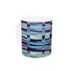 KESS InHouse Samanna by Nina May 11 oz. Tribal Ceramic Coffee Mug