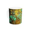 KESS InHouse Vantage Point by Sylvia Cook 11 oz. Ceramic Coffee Mug