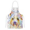 KESS InHouse Bella by Rebecca Fischer Scottish Terrier Artistic Apron