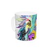 KESS InHouse Dally by Rebecca Fischer 11 oz. Ceramic Coffee Mug