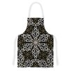 KESS InHouse Ethnical Snowflakes by Miranda Mol Artistic Apron