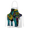 KESS InHouse Elephant of Namibia by Pom Graphic Design Artistic Apron