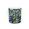 KESS InHouse Underwater Bouquet Night by Michelle Drew 11 oz. Ceramic Coffee Mug