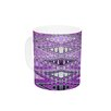 KESS InHouse Orche Kilim by Nina May 11 oz. Ceramic Coffee Mug
