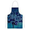 KESS InHouse Grapesiscle by Robin Dickinson Artistic Apron
