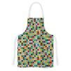KESS InHouse Colour Blocks by Project M Geometric Artistic Apron