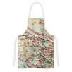 KESS InHouse Take a Rest by Sylvia Cook Artistic Apron