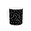 KESS InHouse Watercolor Dots by Skye Zambrana 11 oz. Ceramic Coffee Mug