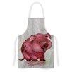 KESS InHouse This Little Piggy by Rachel Kokko Artistic Apron