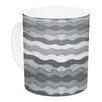 KESS InHouse 51 Shades of by Empire Ruhl 11 oz. Ceramic Coffee Mug