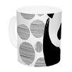KESS InHouse Panda by KESS Original 11 oz. Ceramic Coffee Mug