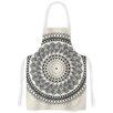 KESS InHouse Boho Mandala by Famenxt Geometric Artistic Apron