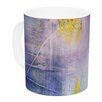 KESS InHouse Color Grunge by Iris Lehnhardt 11 oz. Ceramic Coffee Mug