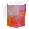 KESS InHouse Six by Marianna Tankelevich 11 oz. Ceramic Coffee Mug