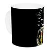 KESS InHouse There is No Place by BarmalisiRTB 11 oz. Deer Ceramic Coffee Mug