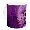 KESS InHouse Hoot! by Ancello 11 oz. Owl Ceramic Coffee Mug