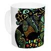 KESS InHouse Life by Pom Graphic Design 11 oz. Ceramic Coffee Mug