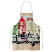 KESS InHouse Bicycle by Christen Treat Artistic Apron