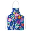 KESS InHouse Day of the Dead by Anneline Sophia Aztec Artistic Apron