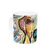 KESS InHouse Ernie by Rebecca Fischer 11 oz. Ceramic Coffee Mug