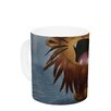 KESS InHouse Dandy Lion by Rachel Kokko 11 oz. Ceramic Coffee Mug