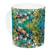 KESS InHouse Summer Breeze by Nikposium 11 oz. Ceramic Coffee Mug