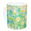 KESS InHouse Myatts Meadow by Kathryn Pledger 11 oz. Ceramic Coffee Mug