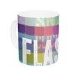KESS InHouse Flash by KESS Original 11 oz. Ceramic Coffee Mug