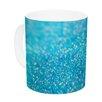 KESS InHouse Mermaid Sparkles by Beth Engel 11 oz. Ceramic Coffee Mug
