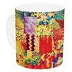 KESS InHouse Painting the Soul by Ebi Emporium 11 oz. Ceramic Coffee Mug