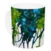 KESS InHouse Drops by Claire Day 11 oz. Ceramic Coffee Mug