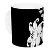 KESS InHouse My Garden by Vikki Salmela 11 oz. Ceramic Coffee Mug