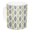 KESS InHouse Seaport by Julie Hamilton 11 oz. Ceramic Coffee Mug