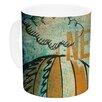 KESS InHouse New York by iRuz33 11 oz. Ceramic Coffee Mug