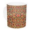 KESS InHouse Circus by Allison Soupcoff 11 oz. Ceramic Coffee Mug