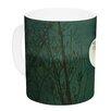 KESS InHouse Kiss Me Goodnight by Robin Dickinson 11 oz. Ceramic Coffee Mug