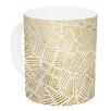 KESS InHouse Inca Day & Night by Pom Graphic Design 11 oz. Ceramic Coffee Mug