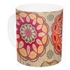KESS InHouse Festival Folklore by Suzie Tremel 11 oz. Ceramic Coffee Mug