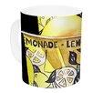 KESS InHouse Lemonade by Rosie 11 oz. Ceramic Coffee Mug