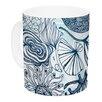 KESS InHouse Marina by Anchobee 11 oz. Ceramic Coffee Mug