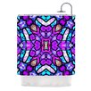 KESS InHouse Kaleidoscope Dream by Art Love Passion Shower Curtain