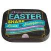 KESS InHouse Happy Easter Typography Coaster (Set of 4)