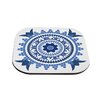 KESS InHouse Bohemian by Carolyn Greifeld Coaster (Set of 4)