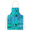 KESS InHouse Changing Gears Artistic Apron