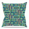 KESS InHouse Jesen Throw Pillow