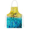 KESS InHouse Lost at Sea Artistic Apron