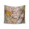 """KESS InHouse """"Travel Bug"""" by Sylvia Cook Wall Tapestry"""