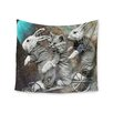 "KESS InHouse ""Space Travel"" by Suzanne Carter Wall Tapestry"