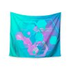 "KESS InHouse ""Emersion"" by Infinite Spray Art Wall Tapestry"