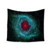 "KESS InHouse ""Helix Nebula"" by Suzanne Carter Wall Tapestry"